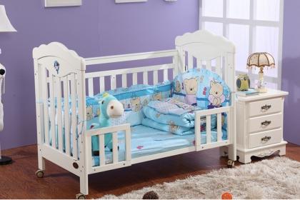 如何保养婴儿床与床品?婴儿床与床品保养技巧是什么?