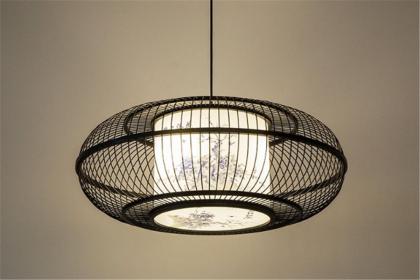 中国风吊灯有哪些创意,给居室增添古色古香的韵味
