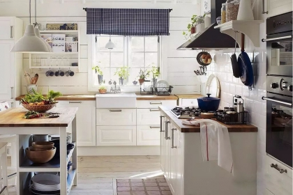 如何增加厨房的收纳空间?厨房空间巧利用