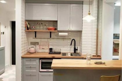 小户型厨房怎么u乐娱乐平台?小户型厨房u乐娱乐平台原则