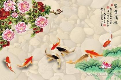 九鱼图为什么要有黑鱼,黑色也能大吉大利