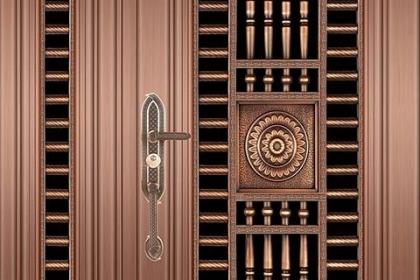 防盗门安装方法,教你用五步装好防盗门
