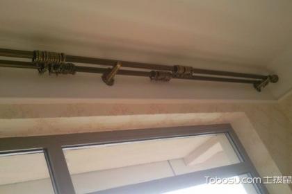 窗簾桿怎么安裝?窗簾桿的安裝方法與注意事項詳解