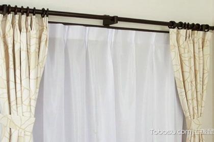 手把手教你怎样安装窗帘杆,不能再简单了