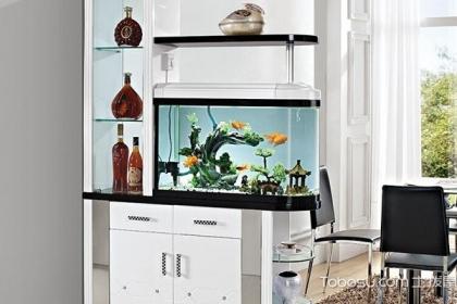 鱼缸上面可以放摆件吗?鱼缸上面放什么摆件好?