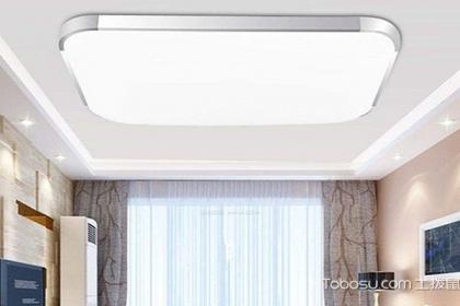 客廳吸頂燈怎么安裝?3步教你輕松搞定