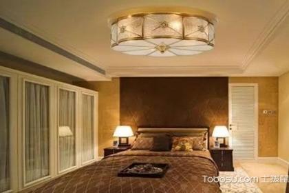 卧室灯位置怎么确定,我来教你安装卧室灯