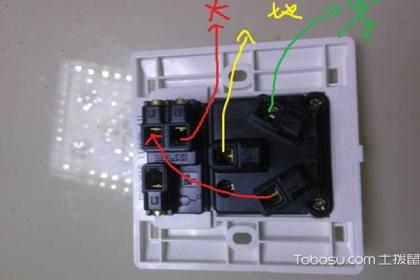 看五孔開關插座接線圖,快速學習插座接線方法!