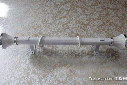 窗帘杆多少钱一米?影响窗帘杆价格的因素有哪些?