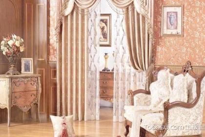 客廳窗簾什么顏色好,選對風格保證錯不了
