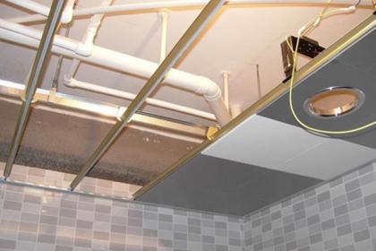塑料扣板吊頂怎么安裝?七大步驟為你詳細解答