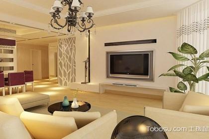 客廳壁掛電視機安裝高度,安裝電視機前趕緊來看看
