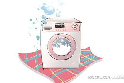 阳台放洗衣机怎么排水?切忌从雨水管下水
