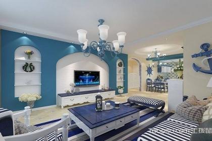 地中海风格软装搭配技巧,教你打造出唯美浪漫的生活空间