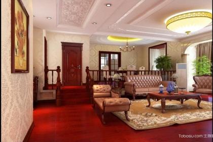 7种现代简约风格客厅装修效果图