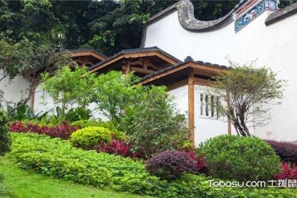 中式古典庭院曲径通幽,寄情山水的不止是诗人