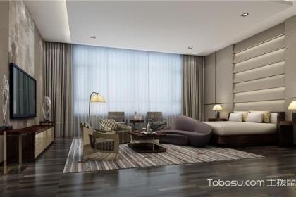 精選主臥室裝修效果圖,最不過時的經典風格