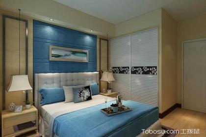 卧室清新简约风格装修,最重要的是要舒适
