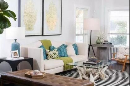 50款沙发背景墙设计,总有一款适合你!