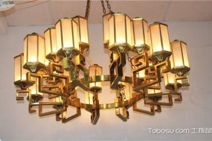 全銅吊燈優缺點有哪些?客廳用全銅吊燈好不好?