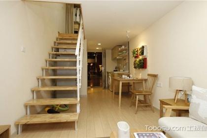 50平米loft公寓樣板房裝修方案,看看人家怎么裝修