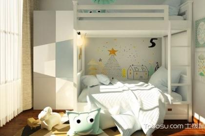 兒童房裝修的十大注意事項,這些注意事項你知道嗎?