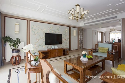 简约中式家装效果图,演绎家的温馨与品味