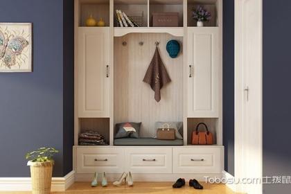 定制进门鞋柜如何选择?三大选购要点要牢记
