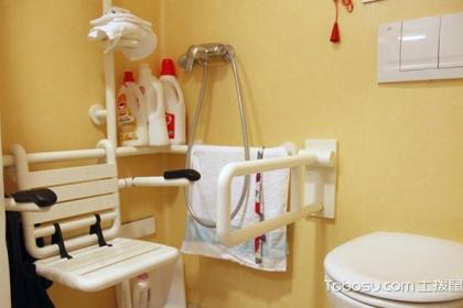 老人卫生间要求多,适合的洗漱设备最重要