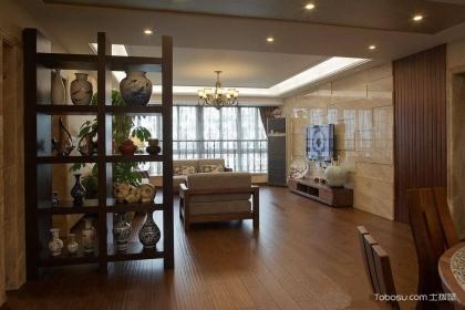 客厅隔断玄关柜效果图 客厅隔断玄关设计方案