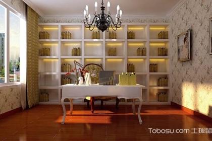 書房裝修技巧,教您打造良好讀書氛圍
