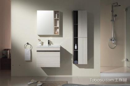 大戶型浴室鏡裝修效果圖,浴室柜鏡子選擇