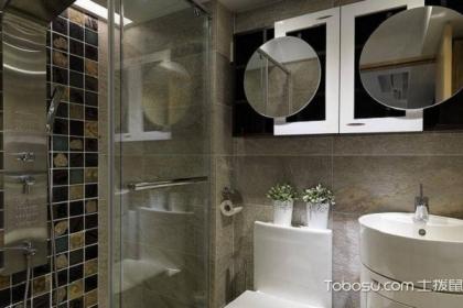 2017小戶型衛浴裝修技巧,衛浴間裝修案例