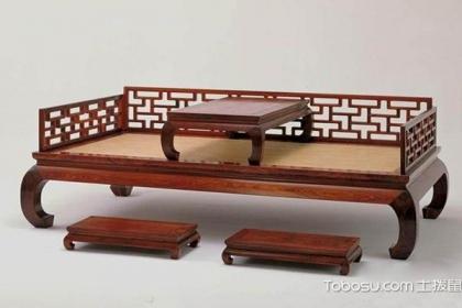 羅漢床的擺放有講究,靈活運用避開禁忌