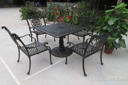 美式户外桌椅这么好,怪不得装修时大家都喜欢用