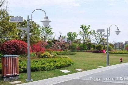 led庭院灯装饰出温馨浪漫的庭院风格,值得尝试一下哦