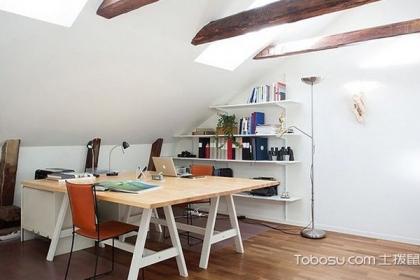 五款15平米北歐小書房裝修效果圖,屬于你的個性書房