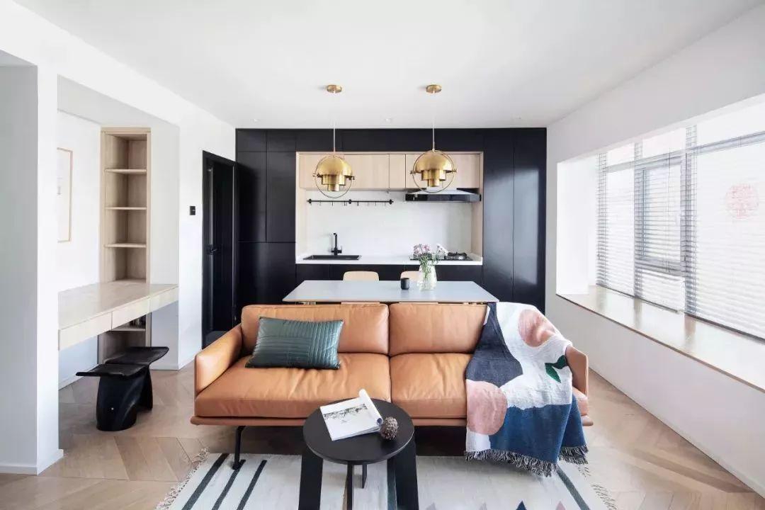 层高4.4m,面积40㎡,Loft改造成小别墅的高级感!