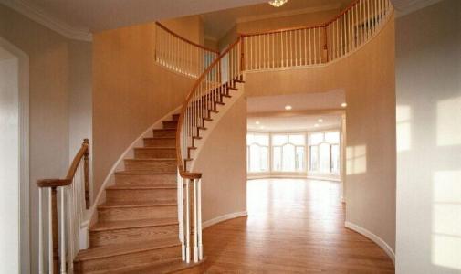 木地板楼梯的安装方法,用艺术魅力突破复古风