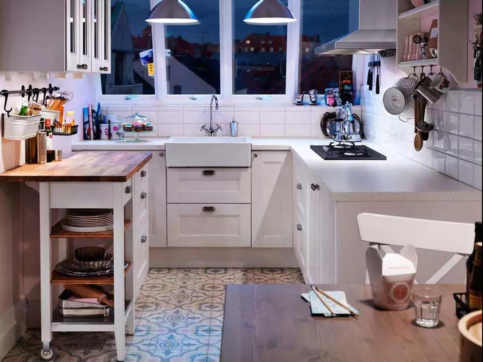 专为5㎡以下小厨房设计,这10件收纳神器你别再买错!