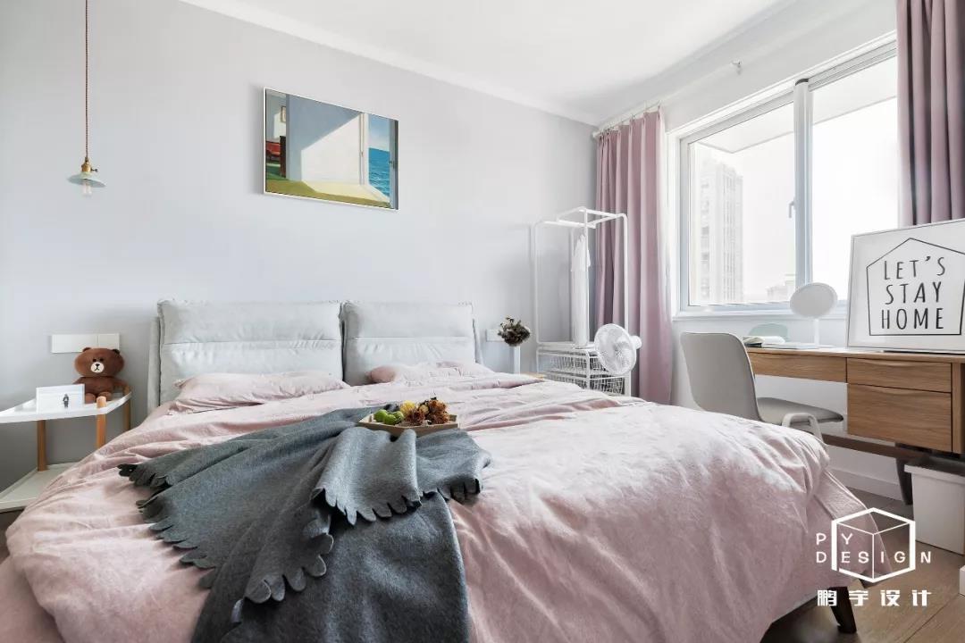 30款当下流行的卧室效果图,赶紧收好!