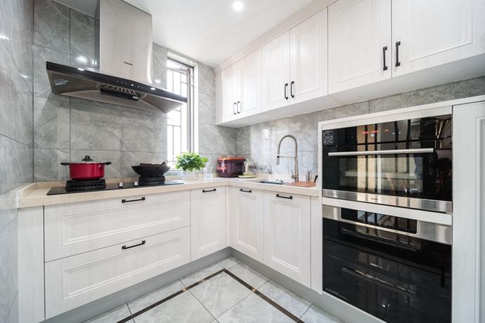 不同格局的廚房怎么裝?30種裝修方案快來看!