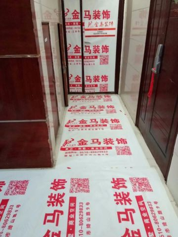 江阴长江国际125平米简欧风格水电阶段
