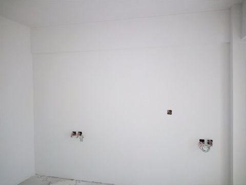 北京沿海赛洛城131平米简约风格油漆阶段
