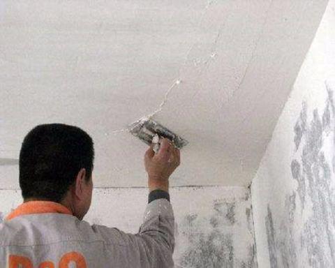 北京京南嘉园89平米简约风格油漆阶段