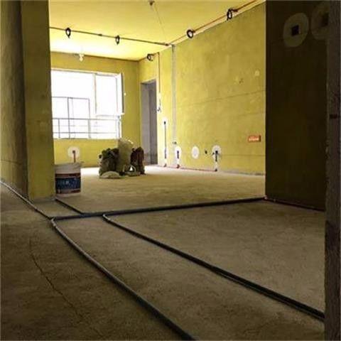 长治世纪嘉园127平米简欧风格水电阶段