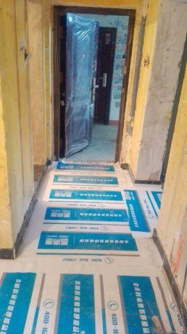 上海尚海湾120平米现代欧式风格泥木阶段