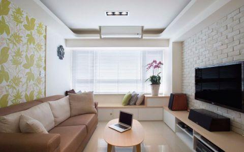 重庆长安锦尚城74平米北欧风格竣工阶段