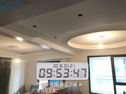洛阳河南省洛阳市宜阳县远见水岸(洛宜快速路北)160平米北欧风格竣工阶段
