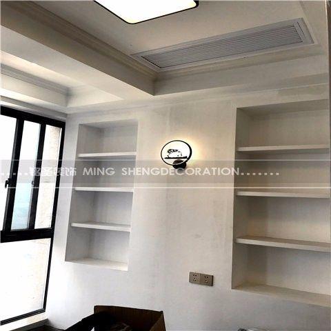 杭州爱尚里50平米现代风格油漆阶段